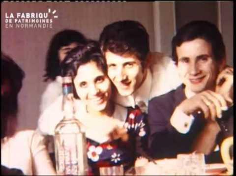 Années soixante, film de famille