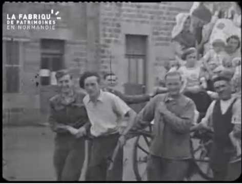 Caligny en 1942