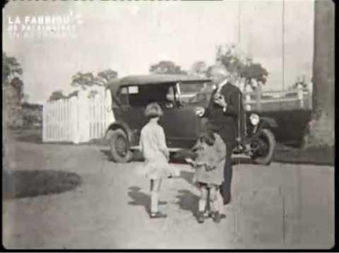 1928, promenades et loisirs