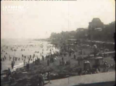 1933, Cabourg et Hermanville-sur-mer