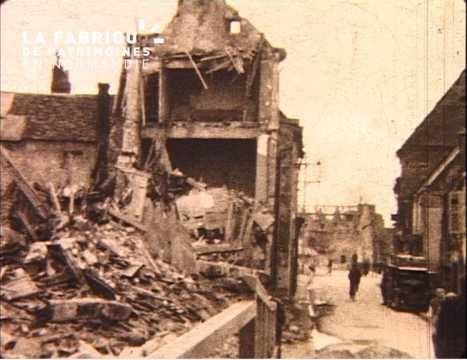 De l'Occupation allemande à la fin des trente glorieuses à la Bellière (Orne)