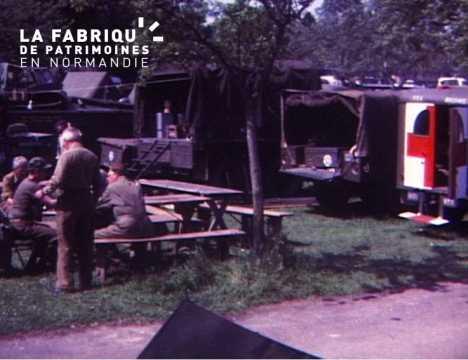 40ème anniversaire du Débarquement à Caen