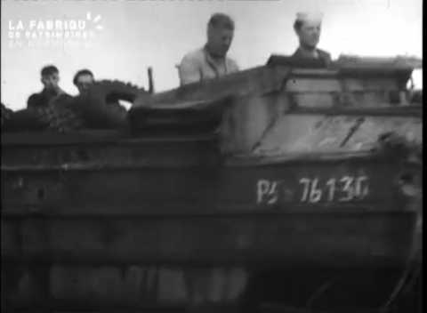 De 1940 à la guerre d'Algérie