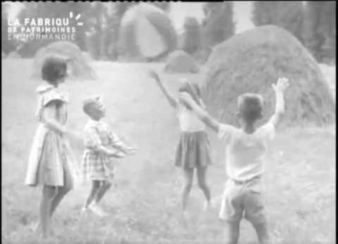1950, vacances