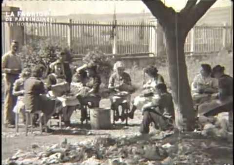 Quotidien sous l'Occupation près de Cherbourg