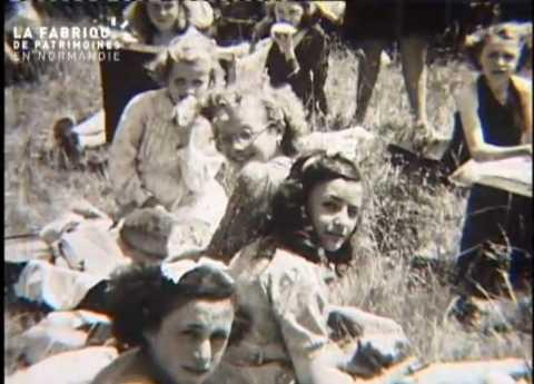 Saint-Aubin-des-Préaux de la fin des années quarante aux années cinquante