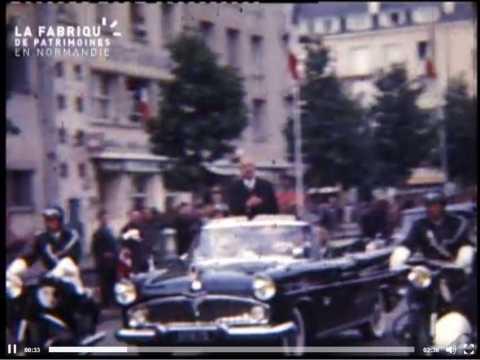 Charles de Gaulle à Caen