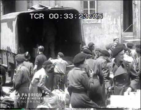 Archives USA, Seconde Guerre mondiale