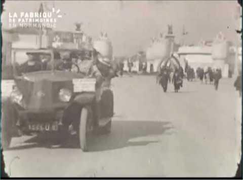 1924 -1925 à la montagne
