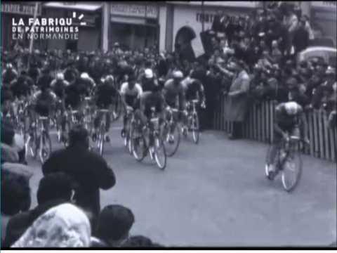 Course cycliste à Argentan