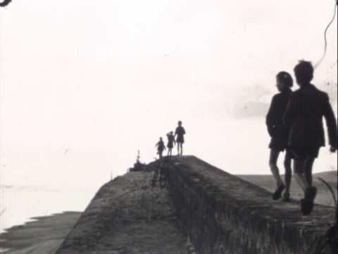 1934-1935, colonie de vacances