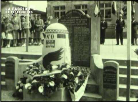Commémorations du Débarquement le 6 juin 1944