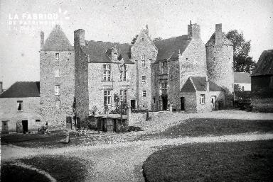 B004 Le château du XVII ème