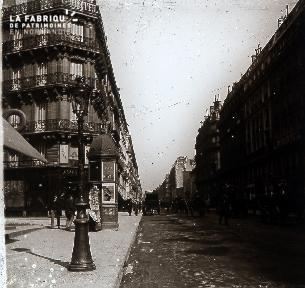 B006 Paris un grand boulevard