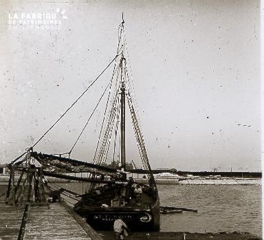 B008 Le St Firmin, bateau du Tréport