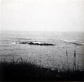 B013 La Hague La mer