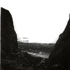 B014 La Hague Les falaises