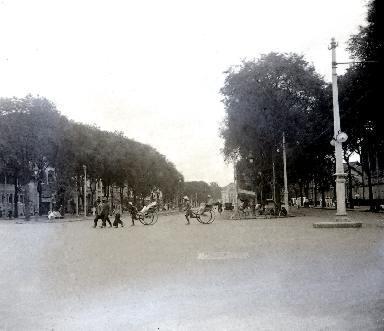 B016 Saïgon Le carrefour