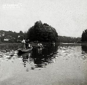 B018 La partie de pêche