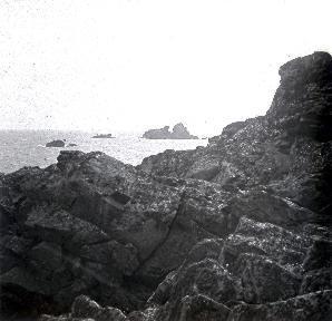 B021 La Hague rochers