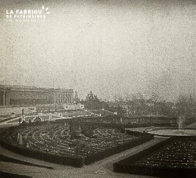 B035 Paris monument et jardin