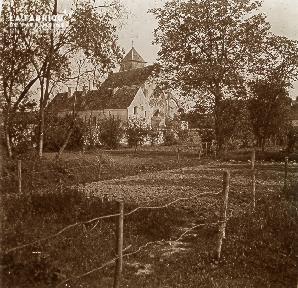 B036 La Hague église