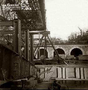 B041 Paris travaux métalliques