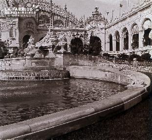 B047 Paris la fontaine
