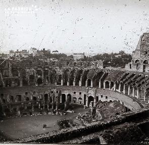 B047 Rome Le Colisée