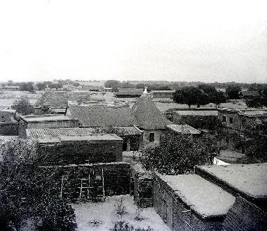 B049 Afrique village 1