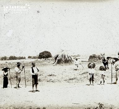 B050 Espagne Les paysans 1