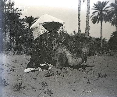 B062 Mauritanie Femme assise