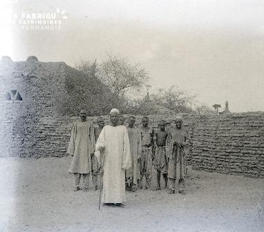 B062 Mauritanie Les villageois