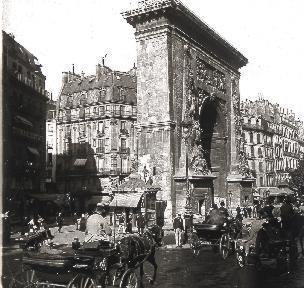 B071 Paris Porte Saint Martin