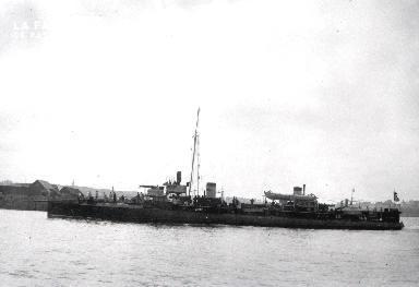 B076 Le bateau à vapeur