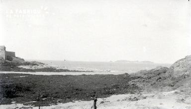 B086 La baie à marée basse