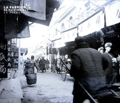 C001 Chine La rue