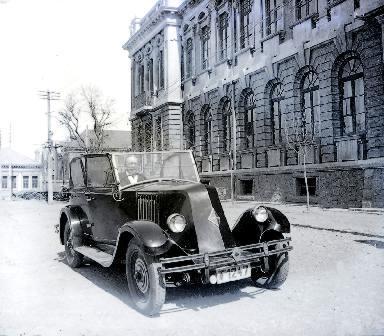 C001 L'automobile