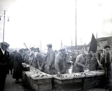 C001 Le marché aux poissons