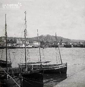 C004 Cherbourg le port
