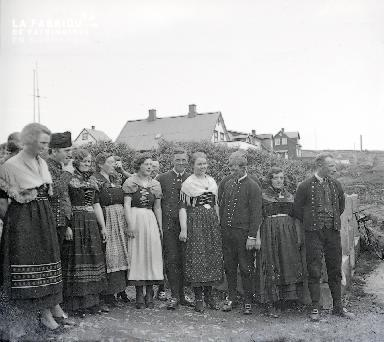 C004 Portrait de groupe en Norvège