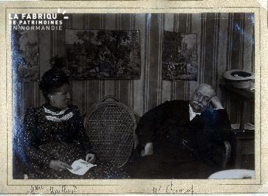 SV001 Madame Maillard et Monsieur Favrof