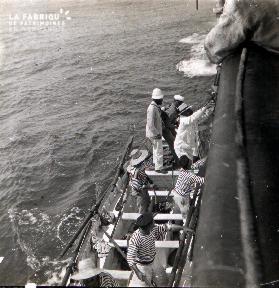 C007 Montée à bord