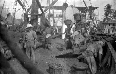 C009 Le déchargement du minerai