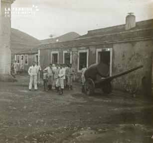 C010 Caserne militaire