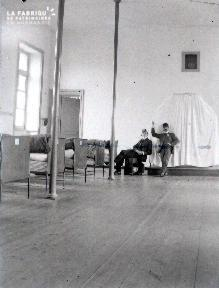 C011 Le dortoir