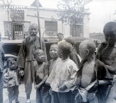 C011 Le patriarche et les enfants