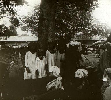 Cambodge Tribus montagnardes