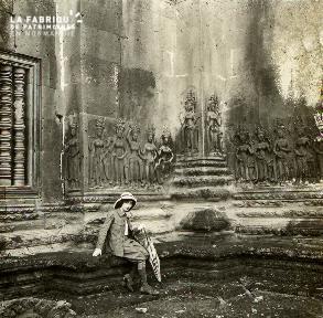 La gardienne du temple
