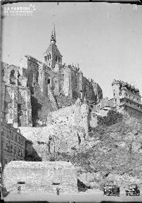 Le Mont St Michel 2